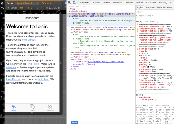 Getting Started With Ionic: Introduction