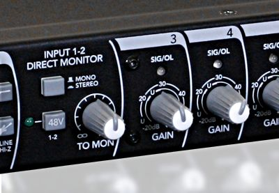 Audio interface logo