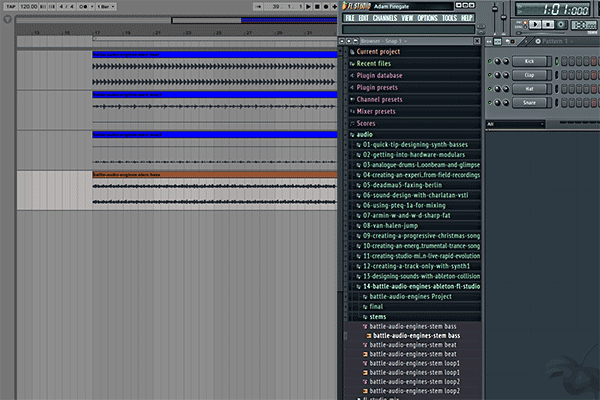 FL Studio vs  Ableton Live - Battle of the Audio Engines