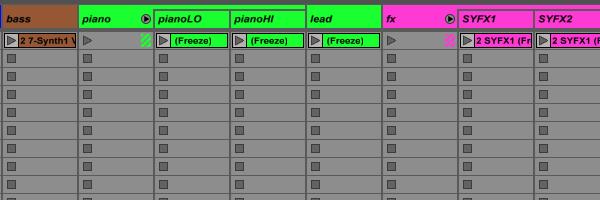 Instrument channels