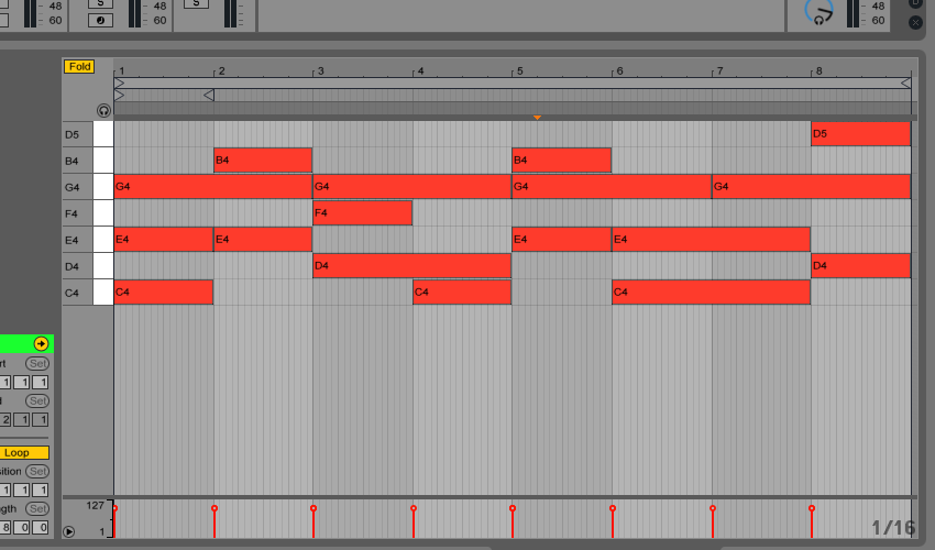Pad chords