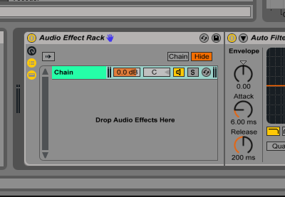 A Guide for Creating Ableton Effect Racks