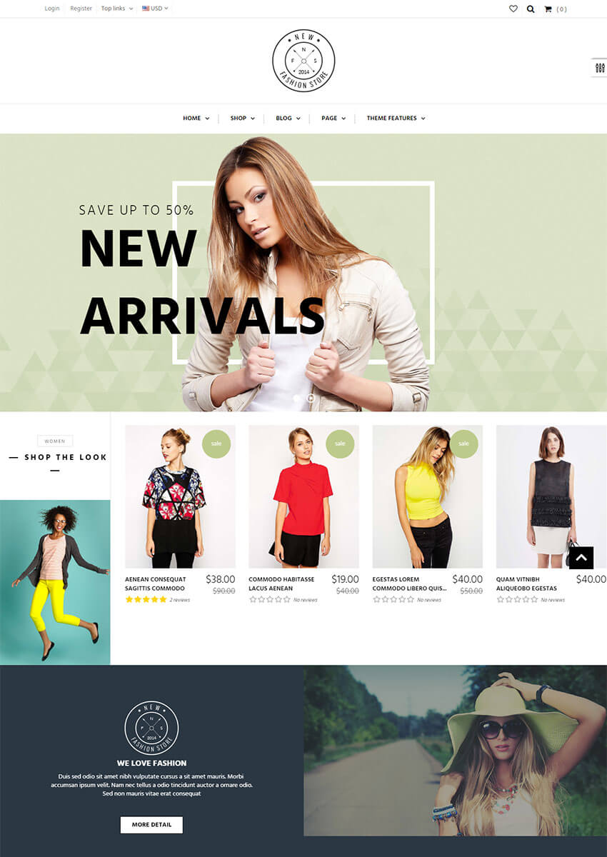 Best Fashion Shopify Theme