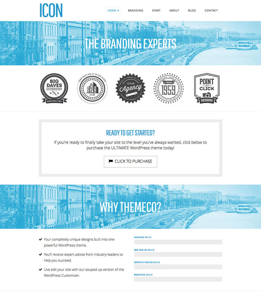 X Theme Multipurpose Simple WordPress Theme