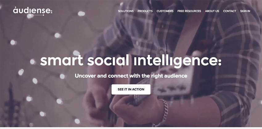 herramientas social media audisense