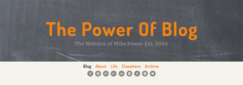 Mike Power
