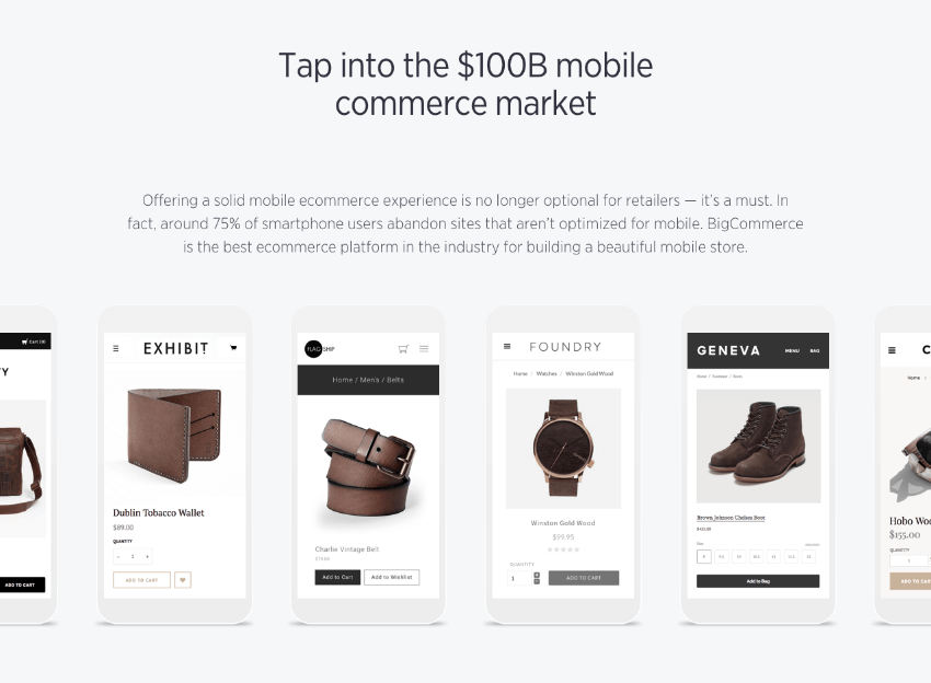 15+ BigCommerce Design Tips for Better eCommerce Websites