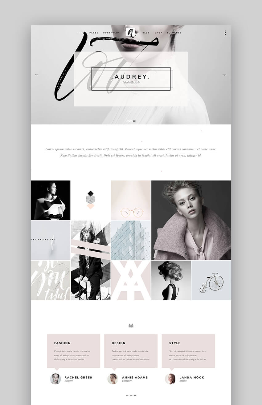 17+ Best Fashion WordPress Themes (2019) for Blog & Magazine Sites