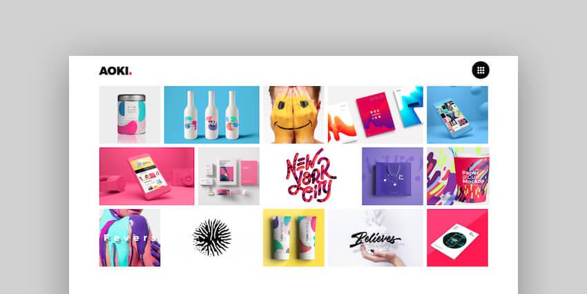Las 20 mejores plantillas Wordpress para crear tu portafolio ...