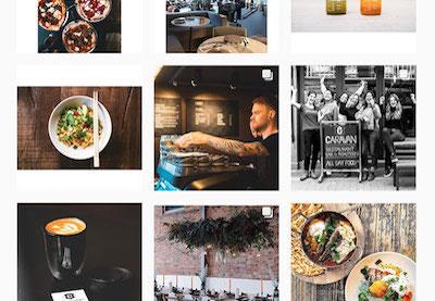 Modern restaurant website tips