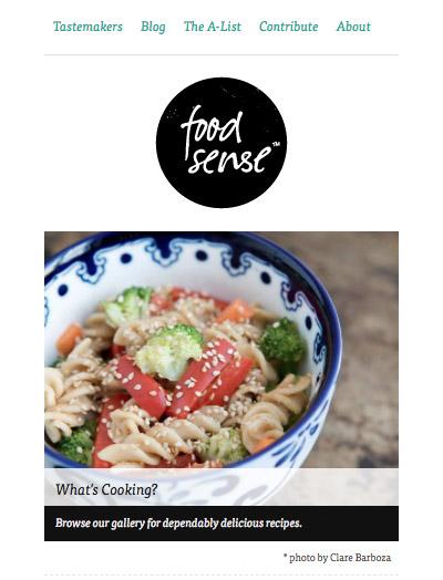 Food Sense mobile