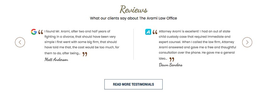 Arami Law Office