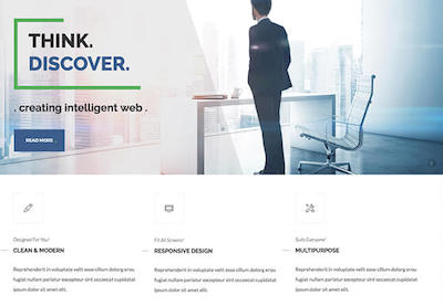 Drupal themes featured