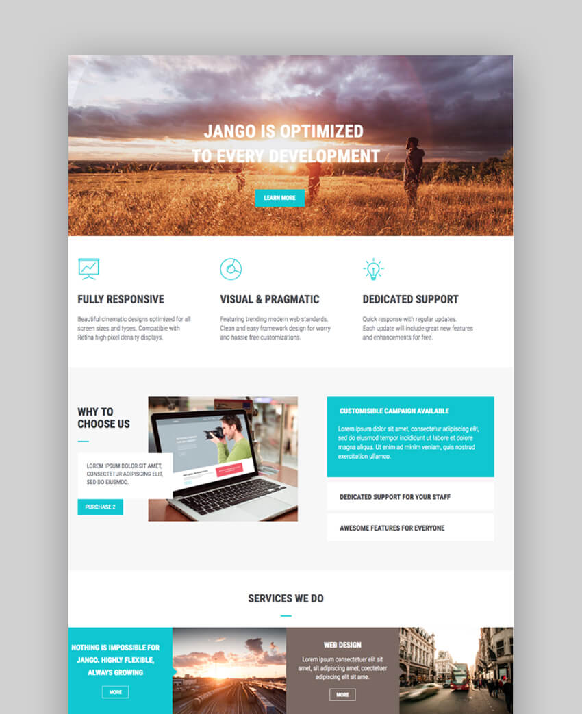 20 Best Drupal 7 8 Bootstrap Themes With Premium Designs