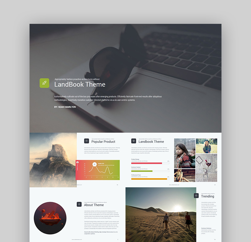 20+ Creative PowerPoint Templates - For Presenting Your