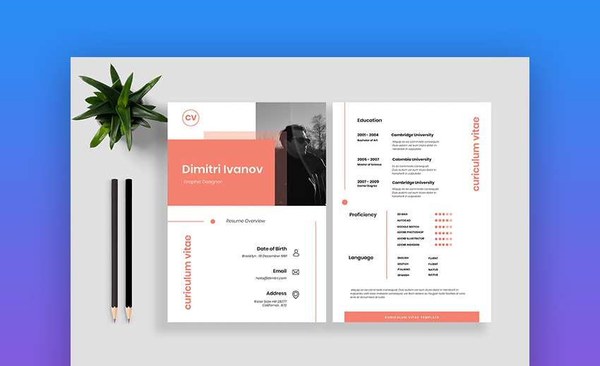 Beautiful Resume Templates from cms-assets.tutsplus.com