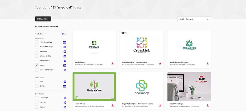20 Pro (+Cool) Medical Logo Design Ideas for Doctors