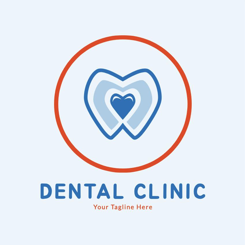 Dental Clinic Logo Generator
