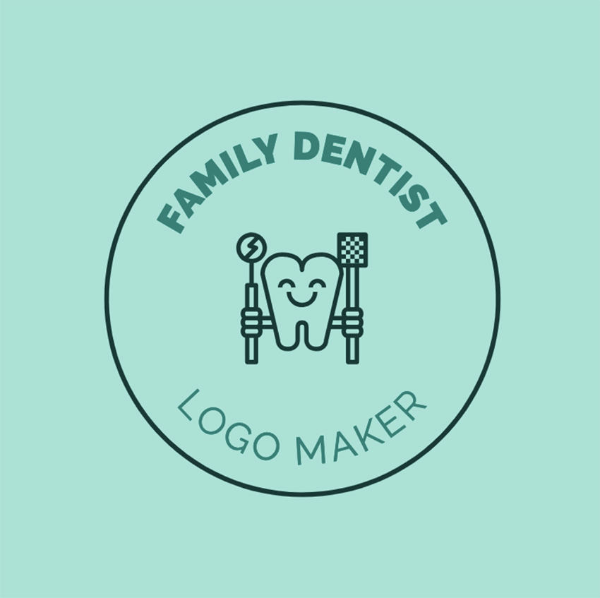 Logo Generator for Family Dentists