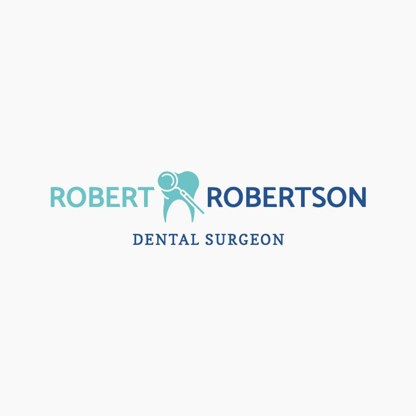 Logo Template for a Dental Surgeon