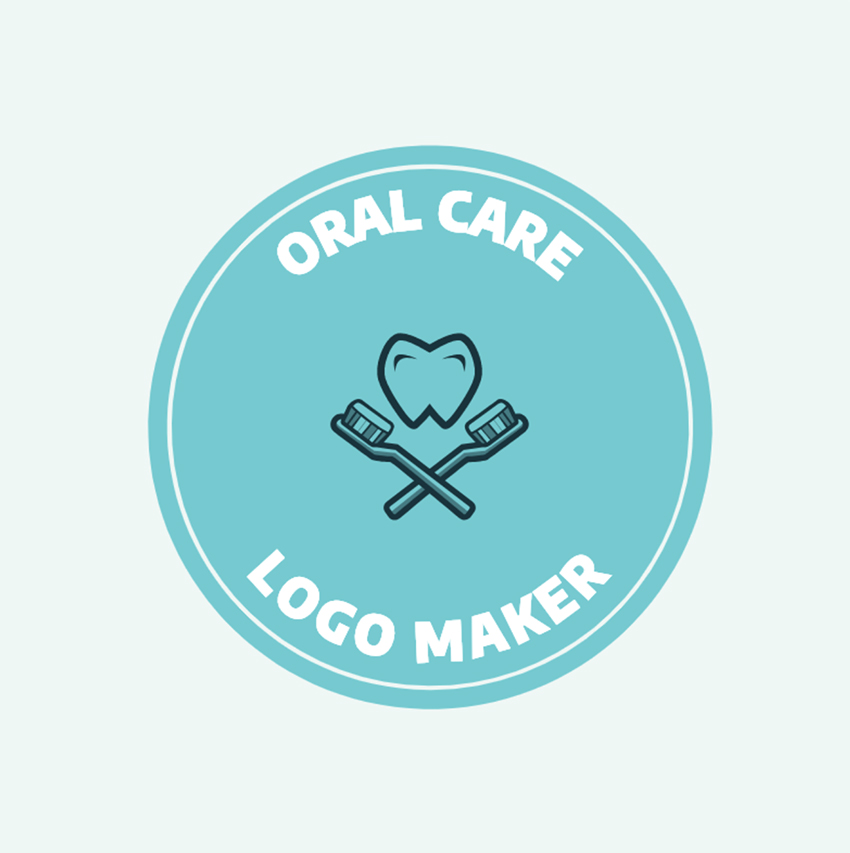 Oral Care Professional Logo Maker