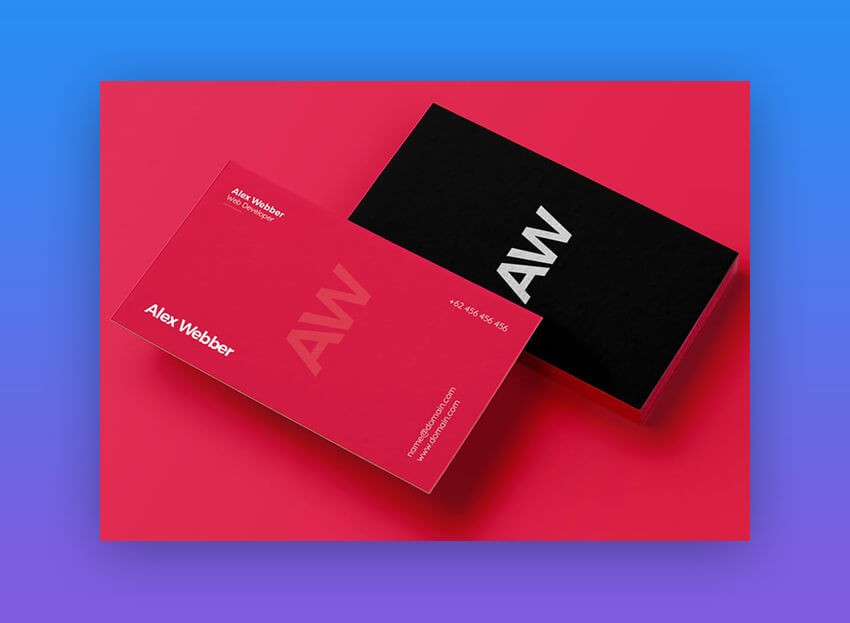 24 Premium Business Card Templates (In Photoshop, Illustrator