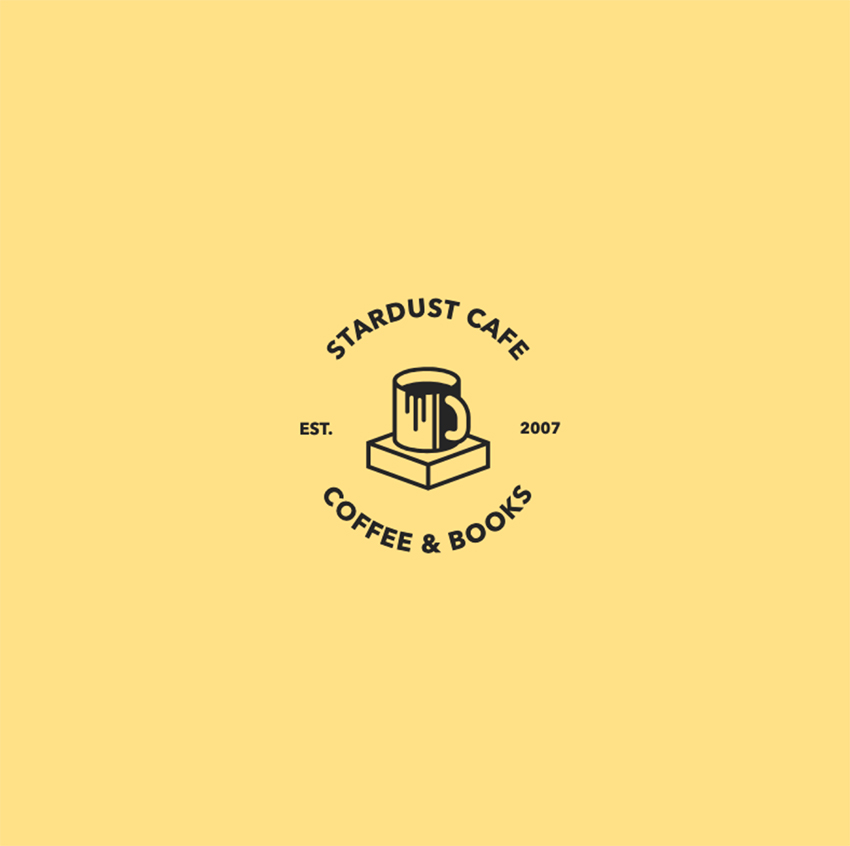 Cafe Logo Maker for Coffee and Tea Designs
