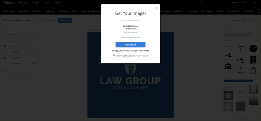 20 Best Law Firm Logos With Cool Legal Designs (For Lawyers