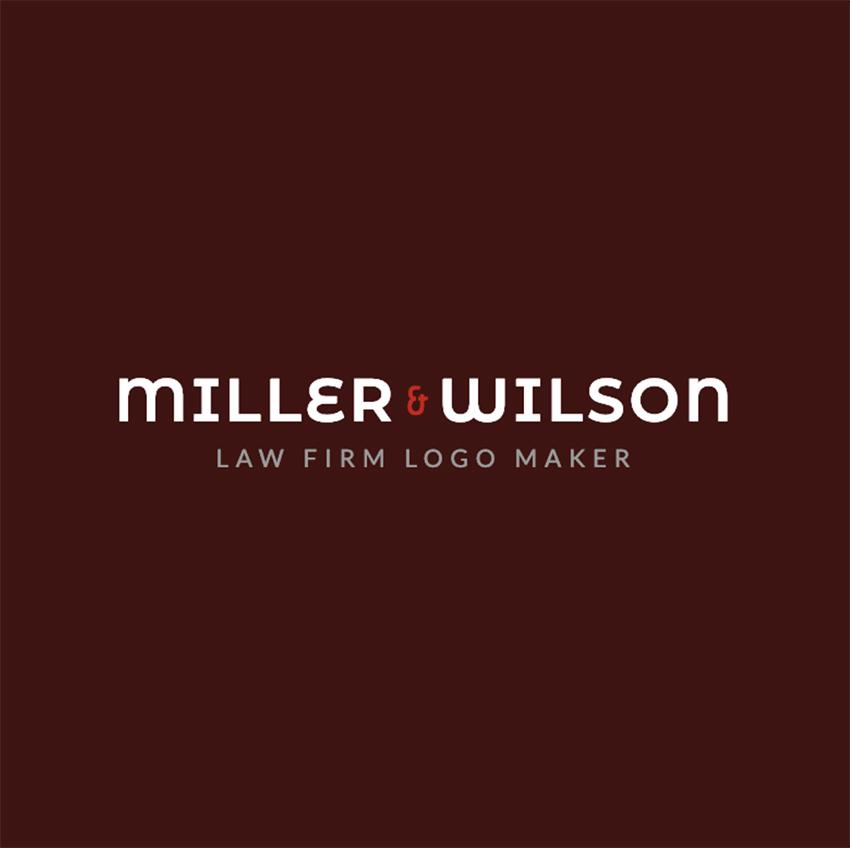 Legal Firm Logo Maker