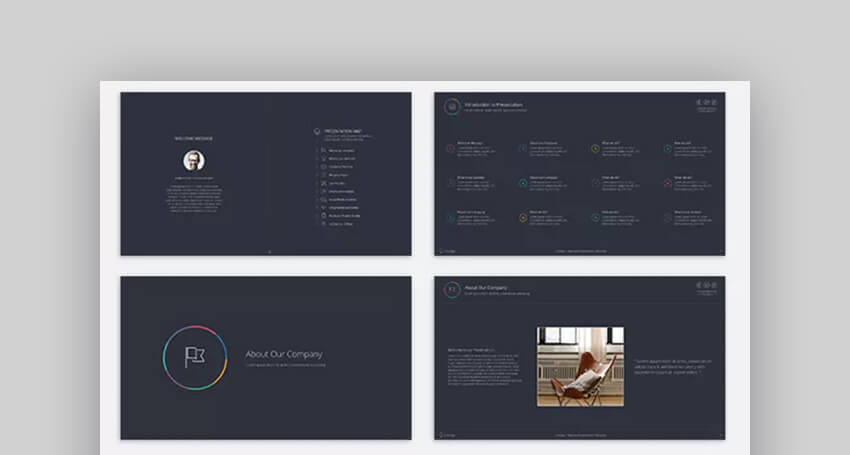 Concept - Animated Keynote Template