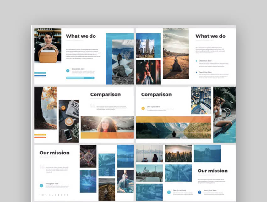 Modern Solution - Powerful PowerPoint Template