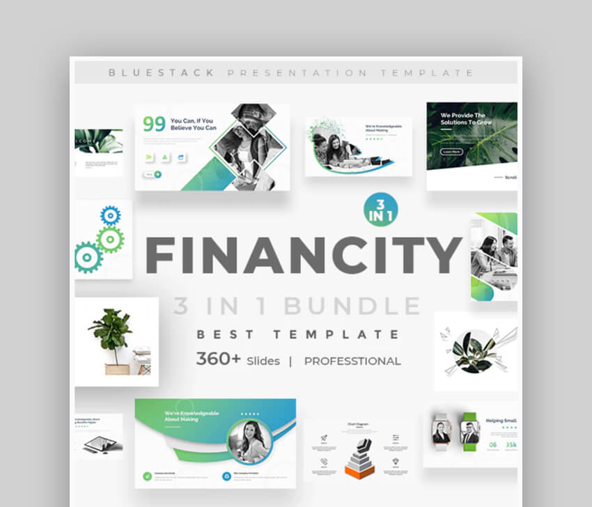 25 Best Finance Powerpoint Ppt Templates For Financial
