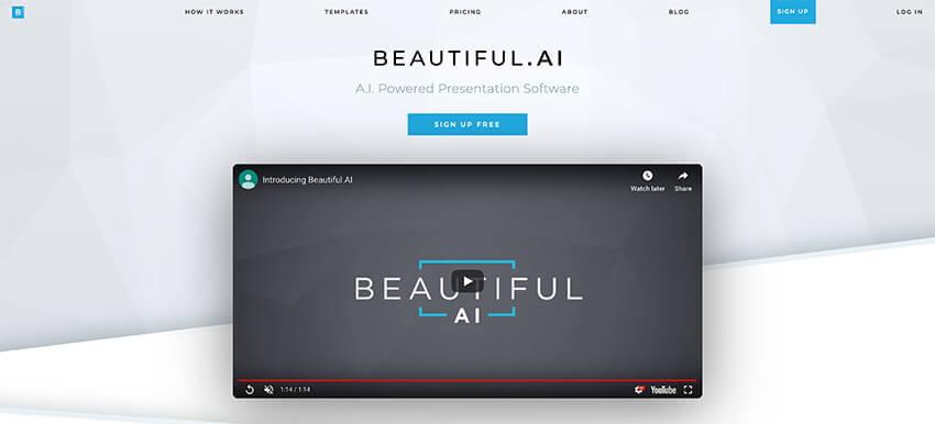 Beautifulai software