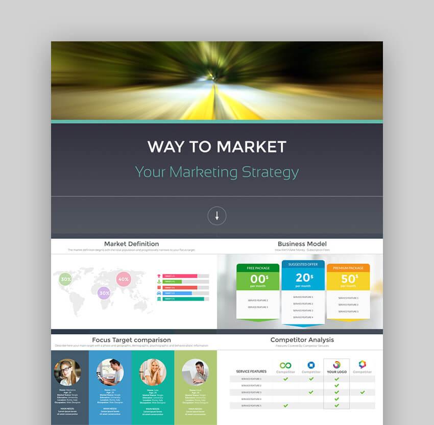 Startup Pitch - PowerPoint Investor Presentation Deck