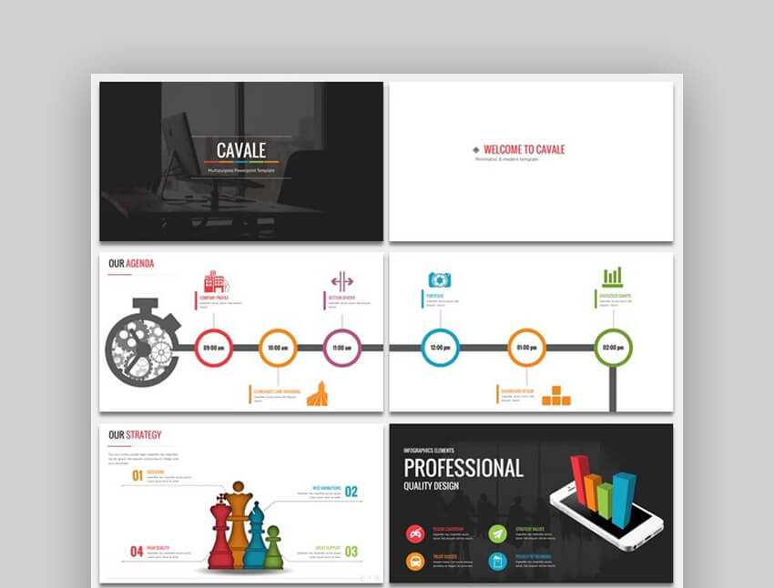 29 Animated Powerpoint Ppt Templates With Cool Interactive