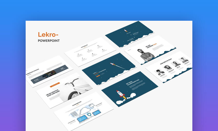 Lekro PowerPoint Template