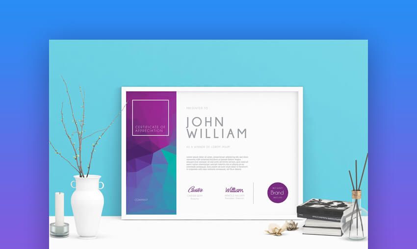 20 Best Free Microsoft Word Certificate Templates Downloads 2021