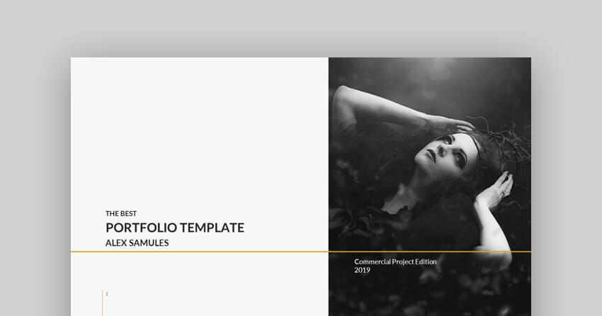 Photography - Modern PowerPoint Template