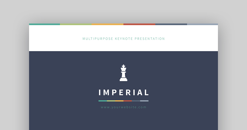 Imperial - Customizable PowerPoint Design Template