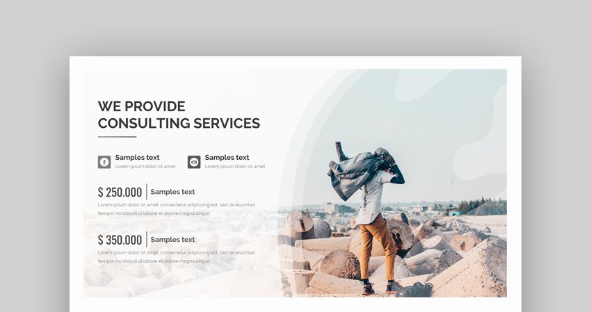 Getren - Customizable PowerPoint Design Template