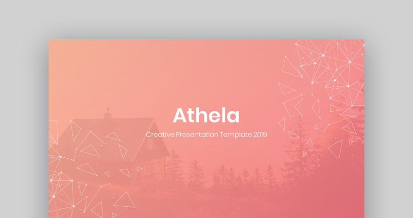 Athena - Creative PowerPoint Template