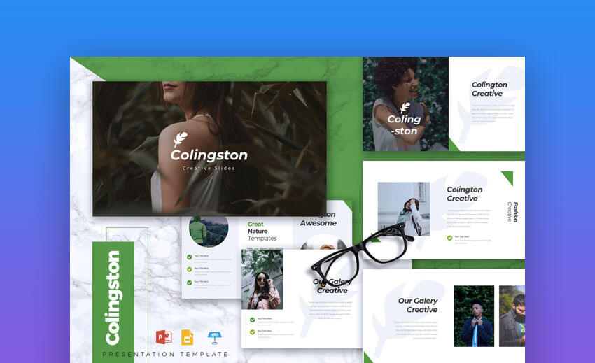 Colington - Creative PowerPoint Template