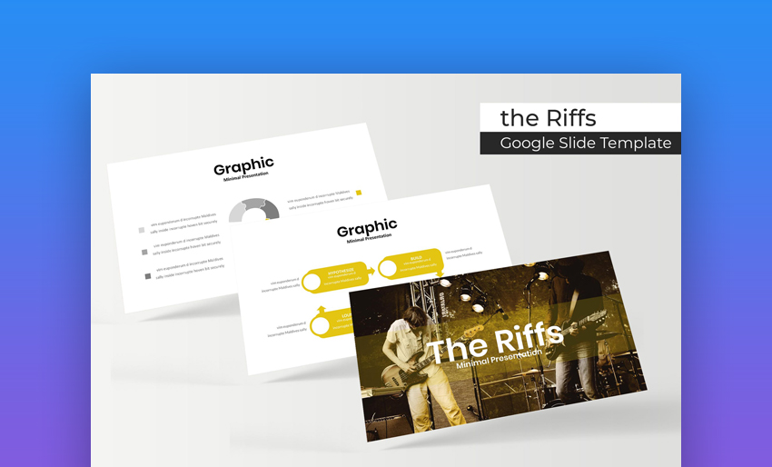 The Riffs - Creative Google Slides Template