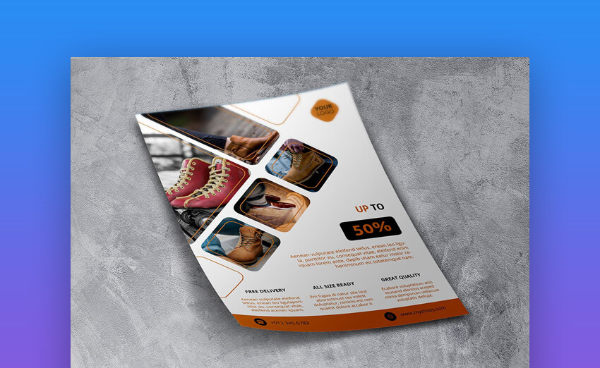 Product Flyer  Versatile Template