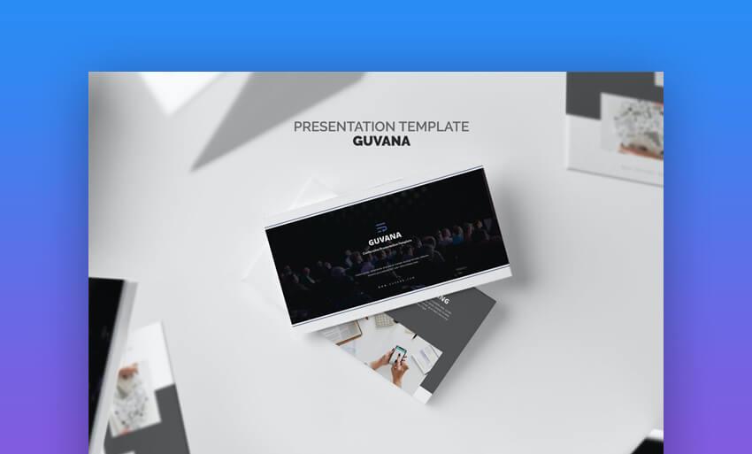 Guvana Church Event Seminar Conference Powerpoint