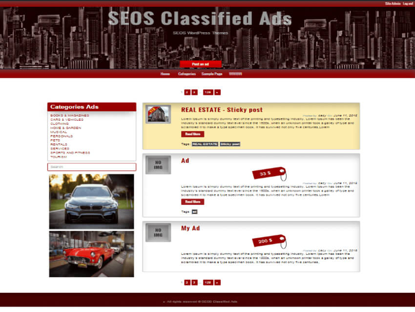 Image of classified%20ads%20free%20theme