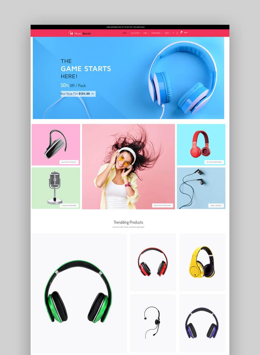 Mika - Multipurpose eCommerce Shopify Theme