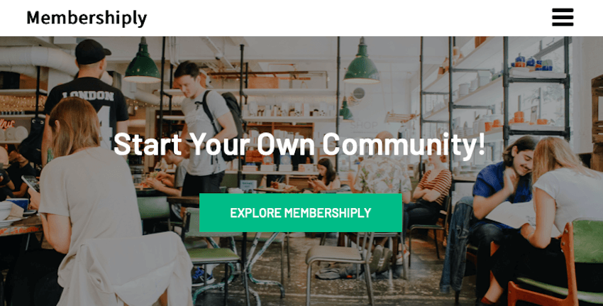 Membershiply - Free WordPress Theme