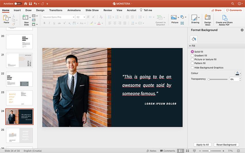 Adding an author photo