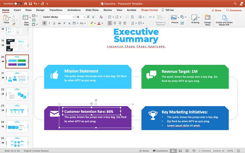 Customizing key marketing initiatives